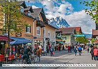 Garmisch-Partenkirchen - Zentrum des Werdenfelser Landes (Wandkalender 2019 DIN A2 quer) - Produktdetailbild 3