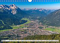 Garmisch-Partenkirchen - Zentrum des Werdenfelser Landes (Wandkalender 2019 DIN A4 quer) - Produktdetailbild 4