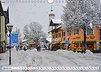 Garmisch-Partenkirchen - Zentrum des Werdenfelser Landes (Wandkalender 2019 DIN A4 quer) - Produktdetailbild 1