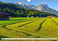 Garmisch-Partenkirchen - Zentrum des Werdenfelser Landes (Wandkalender 2019 DIN A4 quer) - Produktdetailbild 6