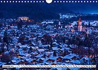 Garmisch-Partenkirchen - Zentrum des Werdenfelser Landes (Wandkalender 2019 DIN A4 quer) - Produktdetailbild 12
