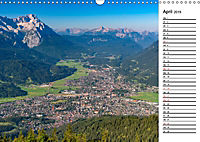 Garmisch-Partenkirchen - Zentrum des Werdenfelser Landes (Wandkalender 2019 DIN A3 quer) - Produktdetailbild 4