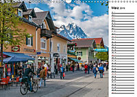 Garmisch-Partenkirchen - Zentrum des Werdenfelser Landes (Wandkalender 2019 DIN A3 quer) - Produktdetailbild 3