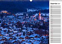 Garmisch-Partenkirchen - Zentrum des Werdenfelser Landes (Wandkalender 2019 DIN A3 quer) - Produktdetailbild 12