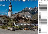 Garmisch-Partenkirchen - Zentrum des Werdenfelser Landes (Wandkalender 2019 DIN A4 quer) - Produktdetailbild 5