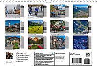 Garmisch-Partenkirchen - Zentrum des Werdenfelser Landes (Wandkalender 2019 DIN A4 quer) - Produktdetailbild 13