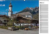 Garmisch-Partenkirchen - Zentrum des Werdenfelser Landes (Wandkalender 2019 DIN A2 quer) - Produktdetailbild 5