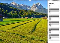 Garmisch-Partenkirchen - Zentrum des Werdenfelser Landes (Wandkalender 2019 DIN A2 quer) - Produktdetailbild 6