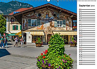 Garmisch-Partenkirchen - Zentrum des Werdenfelser Landes (Wandkalender 2019 DIN A2 quer) - Produktdetailbild 9