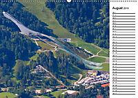 Garmisch-Partenkirchen - Zentrum des Werdenfelser Landes (Wandkalender 2019 DIN A2 quer) - Produktdetailbild 8