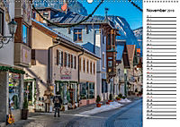 Garmisch-Partenkirchen - Zentrum des Werdenfelser Landes (Wandkalender 2019 DIN A2 quer) - Produktdetailbild 11
