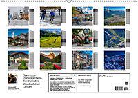 Garmisch-Partenkirchen - Zentrum des Werdenfelser Landes (Wandkalender 2019 DIN A2 quer) - Produktdetailbild 13