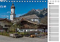 Garmisch-Partenkirchen - Zentrum des Werdenfelser Landes (Tischkalender 2019 DIN A5 quer) - Produktdetailbild 5