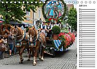 Garmisch-Partenkirchen - Zentrum des Werdenfelser Landes (Tischkalender 2019 DIN A5 quer) - Produktdetailbild 7