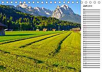 Garmisch-Partenkirchen - Zentrum des Werdenfelser Landes (Tischkalender 2019 DIN A5 quer) - Produktdetailbild 6