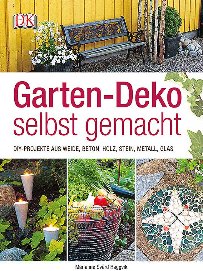 Garten Deko Selbst Gemacht Buch Portofrei Bei