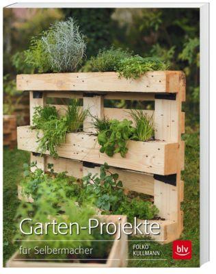 Garten projekte buch von folko kullmann bei - Palettentisch garten ...