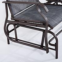 Gartenbank mit Tisch - Produktdetailbild 7