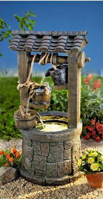 Gartenbrunnen Edaro