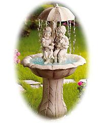 """Gartenbrunnen """"Romantik"""" - Produktdetailbild 1"""