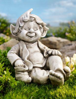 Gartenfigur Gnom Fritz