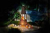 "Gartenkamin ""Fuego"" - Produktdetailbild 1"