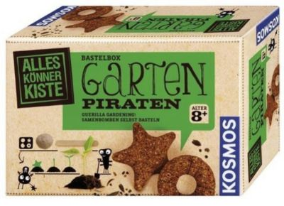 Gartenpiraten, Bastelbox