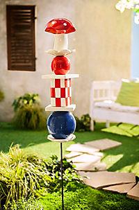 """Gartenstele """"Glückspilz"""" - Produktdetailbild 1"""