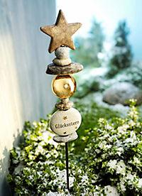"""Gartenstele """"Glücksstern"""" - Produktdetailbild 1"""