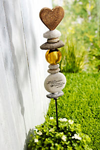 """Gartenstele """"Lebenskunst"""" - Produktdetailbild 2"""