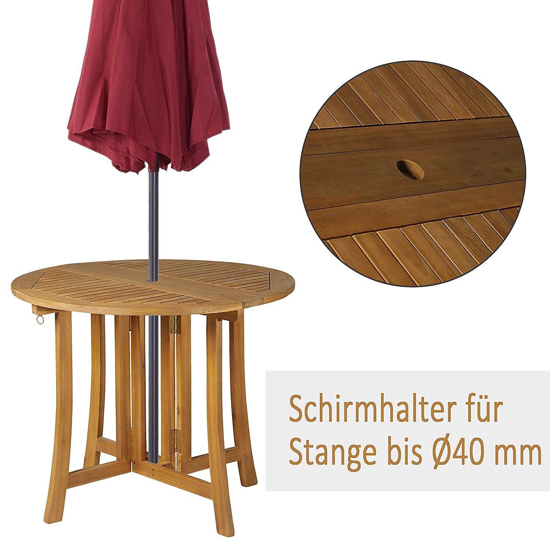 Gut bekannt Gartentisch mit Schirmloch jetzt bei Weltbild.de bestellen ZL91