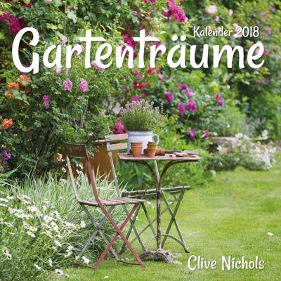 Gartenträume Broschurkal. 2018