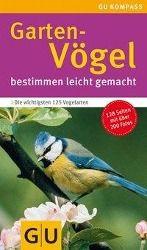 Gartenvögel bestimmen leicht gemacht, Helga Hofmann