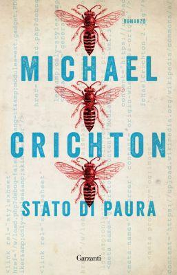 Garzanti Narratori: Stato di paura, Michael Crichton