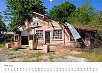 Gas Stations USA - Der Treibstoff für den Amerikanischen Traum (Wandkalender 2019 DIN A2 quer) - Produktdetailbild 5
