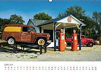 Gas Stations USA - Der Treibstoff für den Amerikanischen Traum (Wandkalender 2019 DIN A2 quer) - Produktdetailbild 6