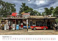 Gas Stations USA - Der Treibstoff für den Amerikanischen Traum (Wandkalender 2019 DIN A2 quer) - Produktdetailbild 9
