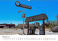 Gas Stations USA - Der Treibstoff für den Amerikanischen Traum (Wandkalender 2019 DIN A2 quer) - Produktdetailbild 2
