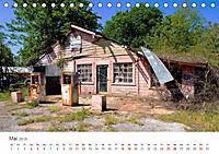 Gas Stations USA - Der Treibstoff für den Amerikanischen Traum (Tischkalender 2019 DIN A5 quer) - Produktdetailbild 5