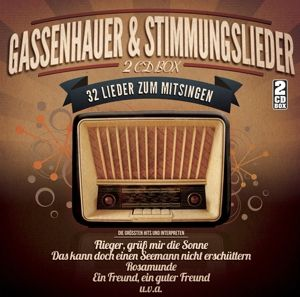 Gassenhauer & Stimmungslieder, Various
