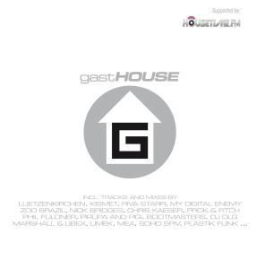 Gasthouse Vol.1, Diverse Interpreten