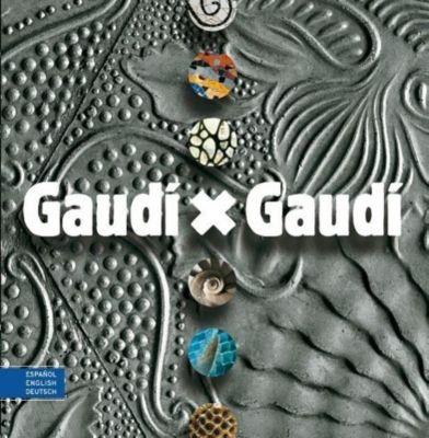 Gaudí X Gaudí, Pere Vivas, Joan Bergós, César Martinell