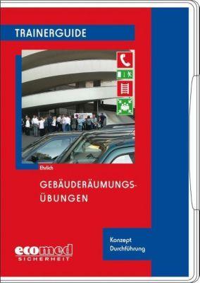 Gebäuderäumungsübungen, m. CD-ROM, Dirk Ehrlich