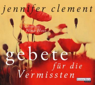 Gebete für die Vermissten, 5 Audio-CDs, Jennifer Clement