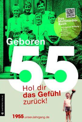 Geboren 55 - Das Multimedia-Buch, Thomas Bernhardt