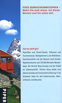 Gebrauchsanweisung für die Schweiz - Produktdetailbild 2