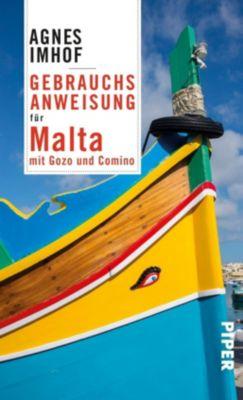 Gebrauchsanweisung für Malta, Agnes Imhof