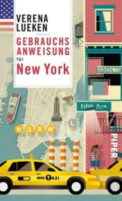 Gebrauchsanweisung für New York, Verena Lueken