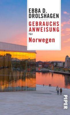 Gebrauchsanweisung für Norwegen - Ebba D. Drolshagen |