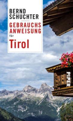 Gebrauchsanweisung für Tirol, Bernd Schuchter